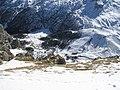 Lagazoui 2778m - Falzarego 2105 m - Cortina d'Ampezzo - panoramio.jpg