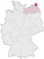 Lage des Landkreises Rügen in Deutschland.png