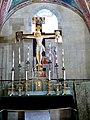 Lago Trasimeno Isola Maggiore - Miichaelskirche Kruzifix 1.jpg