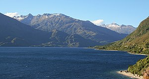 Lago Wanaka-Nueva Zelanda 2