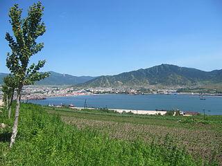 Sonbong County County in Rasŏn-tŭkpyŏlsi, North Korea
