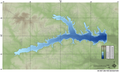 Lake Cypress Springs Topographical Map.png