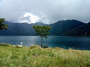 Mount Melibengoy - Lake Holon a.k.a. Lake Maughan