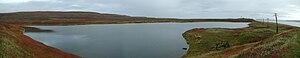Kildin Island - Lake Mogil'noe on Kildin Island