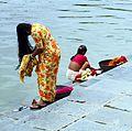 Lake activity - Udaipur (8043087187).jpg