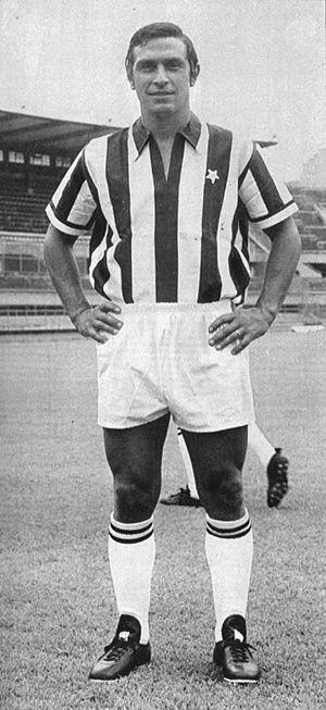 Lamberto Leonardi - Leonardi with Juventus in 1969–70 season