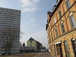 Lameyplatz in Karlsruhe