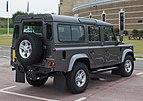 Land Rover Defender 110 Station Wagon 2016 - rear.jpg