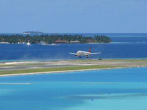 Malé - Malé Airport