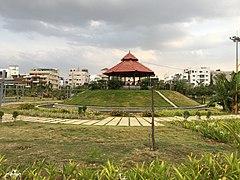 Landscaping in Swabhimaan Tree Park, Sector 4, HSR Layout, Bangalore.jpg