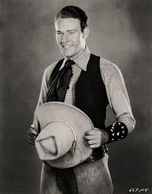 Lane Chandler in Open Range (1927).jpg