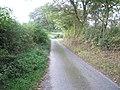 Lane at Tan y Clawdd - geograph.org.uk - 1507110.jpg