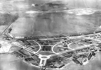 Langley Air Force Base - Langley Field in 1920