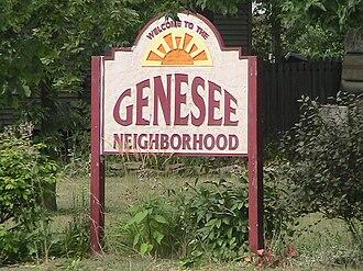 Lansing, Michigan - Genesee Neighborhood