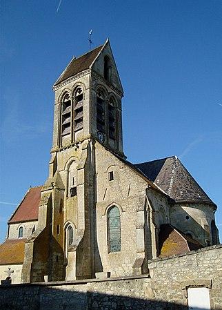 Église Saint-Denis de Largny-sur-Automne