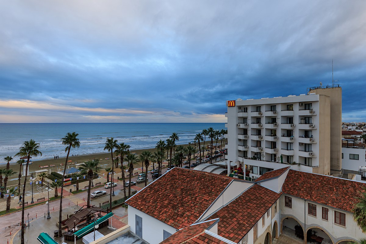 Hotels In Larnaca Beach Front