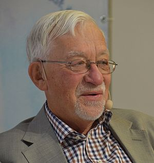 Zbigniew Herbert International Literary Award - Image: Lars Gustafsson 02