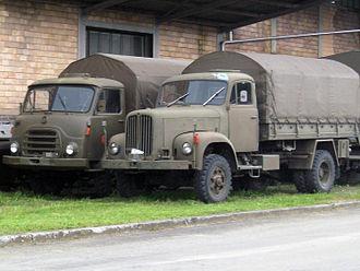 Military surplus - Military surplus trucks