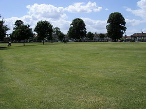 Canbury - Latchmere Recreation Ground