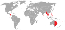 Laticauda colubrina distribution map.png