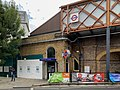 Latimer Road station entrance 2 2020.jpg