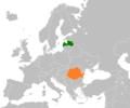 Latvia Romania Locator.png