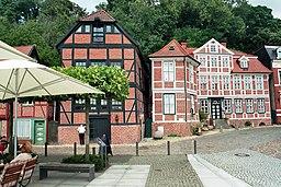 Lauenburg, der Ruferplatz