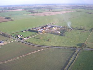 Aslackby and Laughton - Image: Laughton Manor Farm geograph.org.uk 278426
