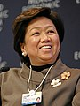 Laura M. Cha - World Economic Forum Annual Meeting Davos 2009 (cropped).jpg