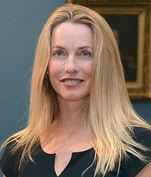 Description de l'image  Laurene Powell Jobs.jpg.