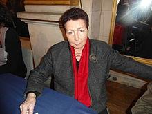Лейла Себбар (21e Maghreb des Livres, Paris, 7 et 8 février 2015) .jpg