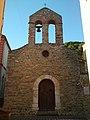 Le Boulou - Eglise Saint-Antoine - Façade sud 2.jpg