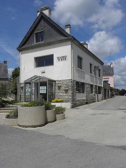 Le Croisty (56) Mairie.JPG