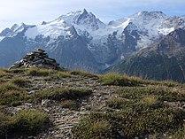 Le Signal de la Grave, (2446 m.). cairn.JPG