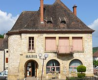 Le Vigan - Mairie.JPG