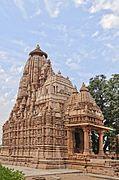 Le temple de Parshvanath (Khajuraho) (8638423582)