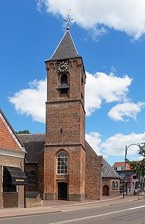 Leersum Village in Utrecht, Netherlands