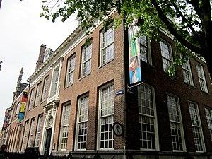 Fries Museum - Image: Leeuwarden Koningsstraat 1 Fries Museum, Eysingahuis