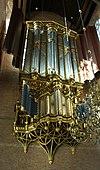 leiden - rijksmonument 424835 orgel pieterskerk 20090912