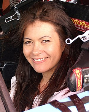 Leilani Munter - Münter at Texas Motor Speedway in 2006