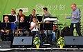 Leipzig 100 Deutscher Katholikentag Big Band Gymnasium St Mauritz Muenster 04.JPG