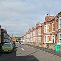 Lenton- down Dunlop Avenue (geograph 4560886).jpg