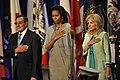 Leon F. Panetta, Michelle Obama and Dr. Jill Biden, 2012.jpg