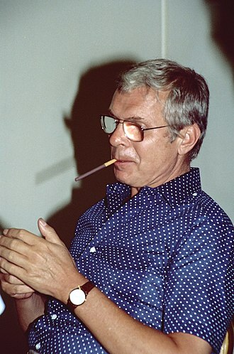 Leonard Starr - Starr in 1982