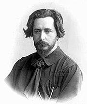 Portrait of Leonid Andreev