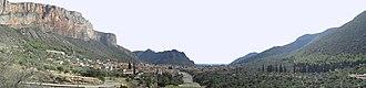 Leonidio - Panorama of Leonidio.