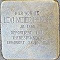 Levi Meier Bendix, Hermannstr. 14 (Frankfurt am Main- Nordend).jpg