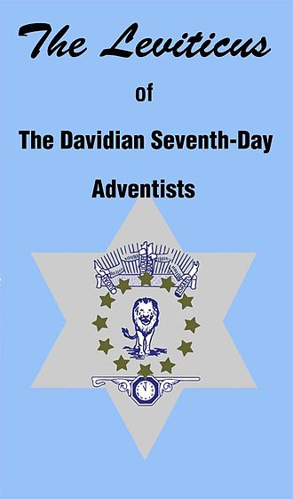 Shepherd's Rod - Cover page for the Davidian Seventh-day Adventist Constitution and By-laws