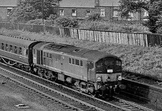 Co-Bo - British Railways Class 28