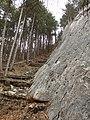 Lezecká stena na Belských skalách - panoramio.jpg